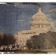 Stock Photo: Capitol Building, Washington DC.