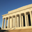 Lincoln Memorial, Washington, DC. - Stock Photo