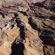 Grand Canyon aerial. — Stock Photo