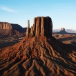 Monument Valley. - Stock Photo