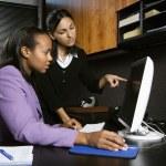 Women working in office. — Stock Photo