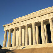 Lincoln Memorial, Washington, DC. — Stock Photo