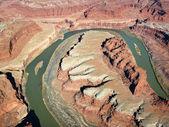 River valley in Utah. — Stock Photo