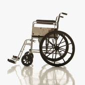 Empty wheelchair. — Stock Photo