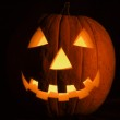 Halloween pumpkin. — Stock Photo #9530820