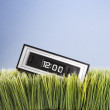 Retro alarm clock. — Foto Stock