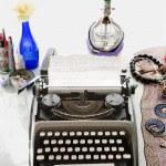 Typewriter. — Stock Photo