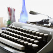 Typewriter. — Stock Photo #9531786