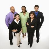 Jóvenes profesionales. — Foto de Stock