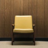 Retro chair. — Stock Photo