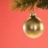 Christmas bulb. — Stock Photo