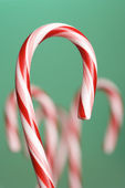 Candy canes. — Stock Photo