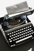 Typewriter. — Stockfoto