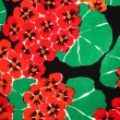 Floral pattern. - 