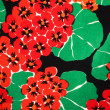 Floral pattern. - Zdjcie stockowe