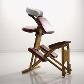 Massage chair. — Stock Photo
