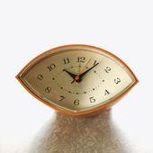 Retro clock. — Stock Photo