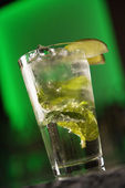 Mixed drink cocktail. — Stock Photo