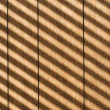 Stock Photo: Stripes on paneling.