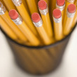 Pencils in holder. — Stock Photo #9551404