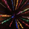 Motion blur light pattern. — Stock Photo