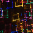 Stock Photo: Motion blur light pattern.