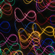 Motion blur light pattern. - Stockfoto