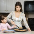 Mother and daughter. — Stock Photo #9551792