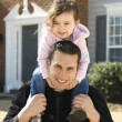 Father and daughter. — Stock Photo #9551851