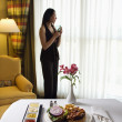 Room service. — Stock Photo #9552058