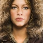 Woman in winter coat.. — Stock Photo #9552276