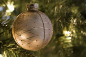 Christmas tree ornament. — Stock Photo