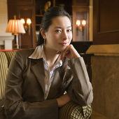 Businesswoman. — Stock Photo