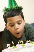 Birthday boy. — Stock Photo