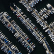 Stock Photo: Aerial of Sydney Marina