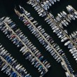 Aerial of Sydney Marina - Stock Photo