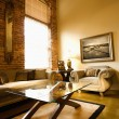 Stock Photo: Living room interior.