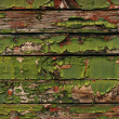 Old railway wagon wooden boards — Stock Photo