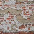 Old house wall — Stock Photo