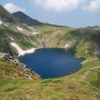 Stock Photo: High Mountain Lake