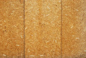 Oriented strand board panels — Stock Photo