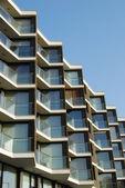 Modern residential building — Stock Photo