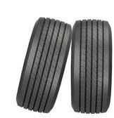 New car tyres — Stock Photo