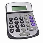 Цифровой калькулятор — Стоковое фото