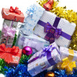 Gift boxes background — Stock Photo #8550143