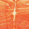 Stock Photo: Red raw salmon fish food