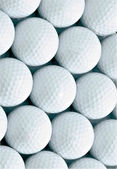 Background of golf ball — Stock Photo