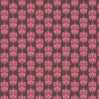 Brown & Pink Damask Paper — Stock Photo