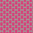 Stock Photo: Gray & Hot Pink Damask Paper
