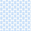 Foto de Stock  : White & Light Blue Damask Paper